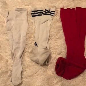 b64bafaa0 SOCCER SOCKS set of 3 used